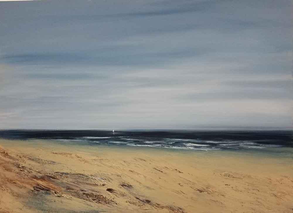 A September Sail by  Steve Lyons - Masterpiece Online