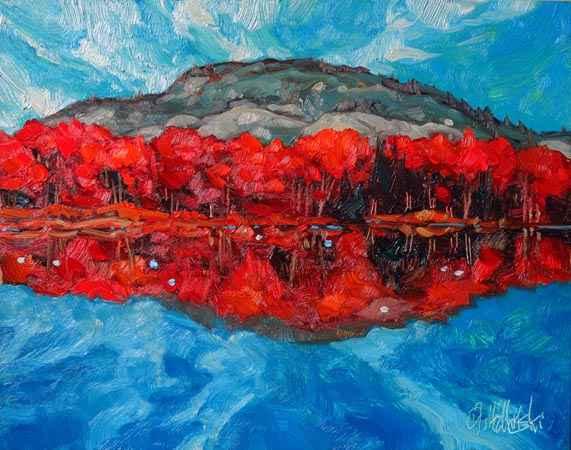 Autumn Stillness by  Dominik Modlinski - Masterpiece Online
