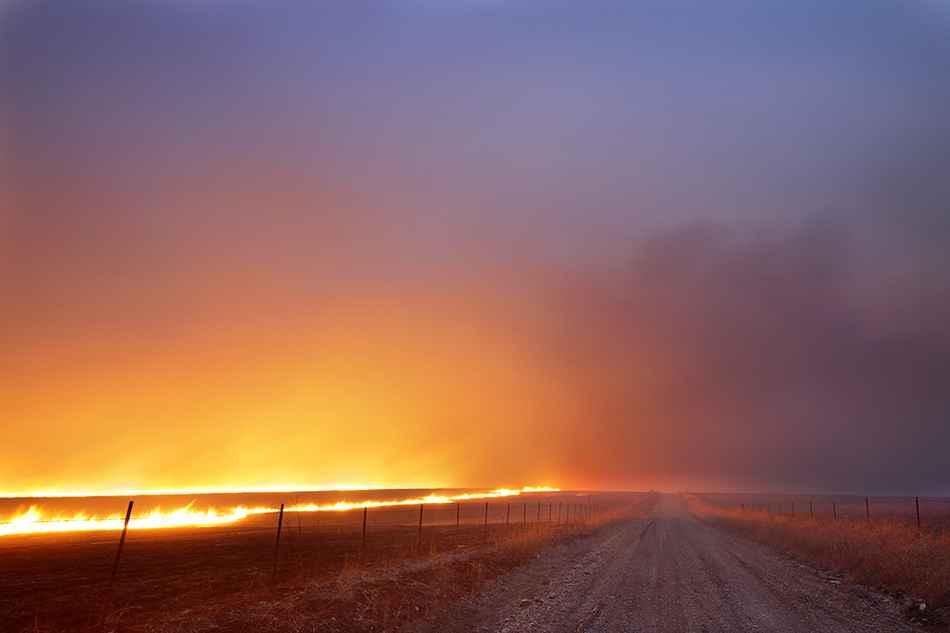 Fire Road Twilight by  Kevin Sink - Masterpiece Online