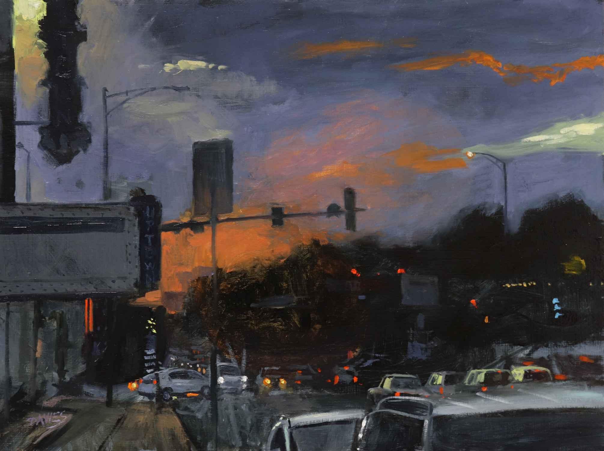 Uptown by  Richard Davies - Masterpiece Online