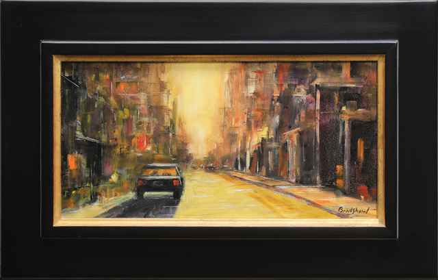 Into the Sun by  Bob Bradshaw - Masterpiece Online