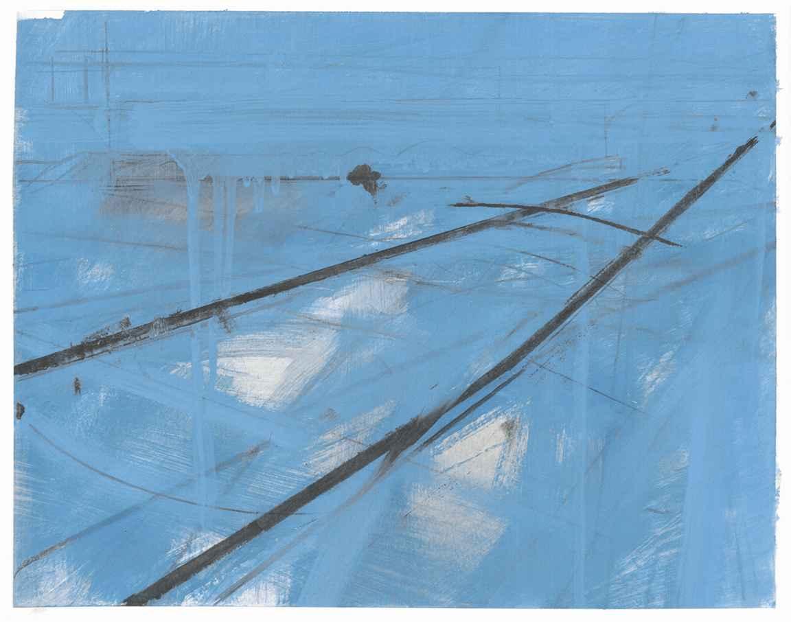 Water Study II-6 by  Larry Berko - Masterpiece Online