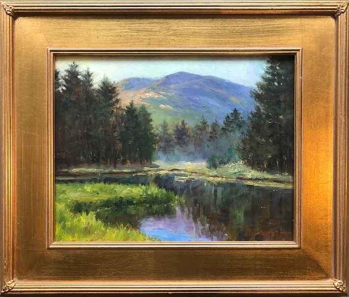 Michael J. Severin - ... represented  by  Resale Gallery