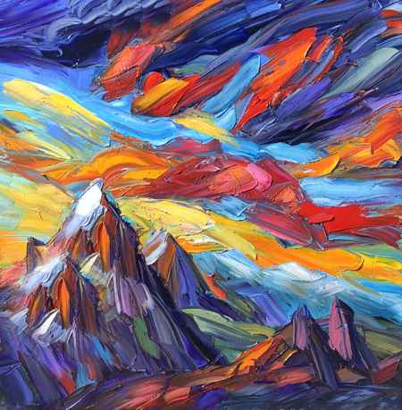 Top of the World by  Greg Dye - Masterpiece Online