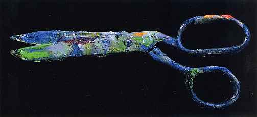 Scissors, Cynthia Pac... by  Alison Shaw - Masterpiece Online