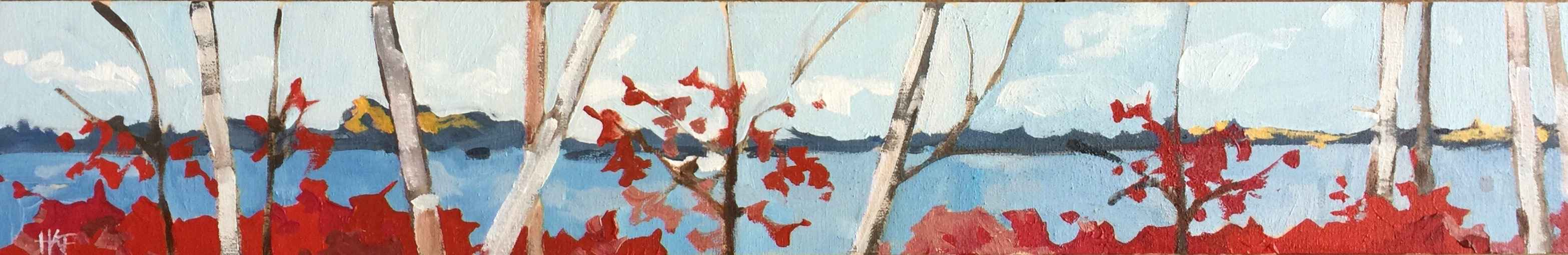 Z Birch Filter by  Holly Ann Friesen - Masterpiece Online