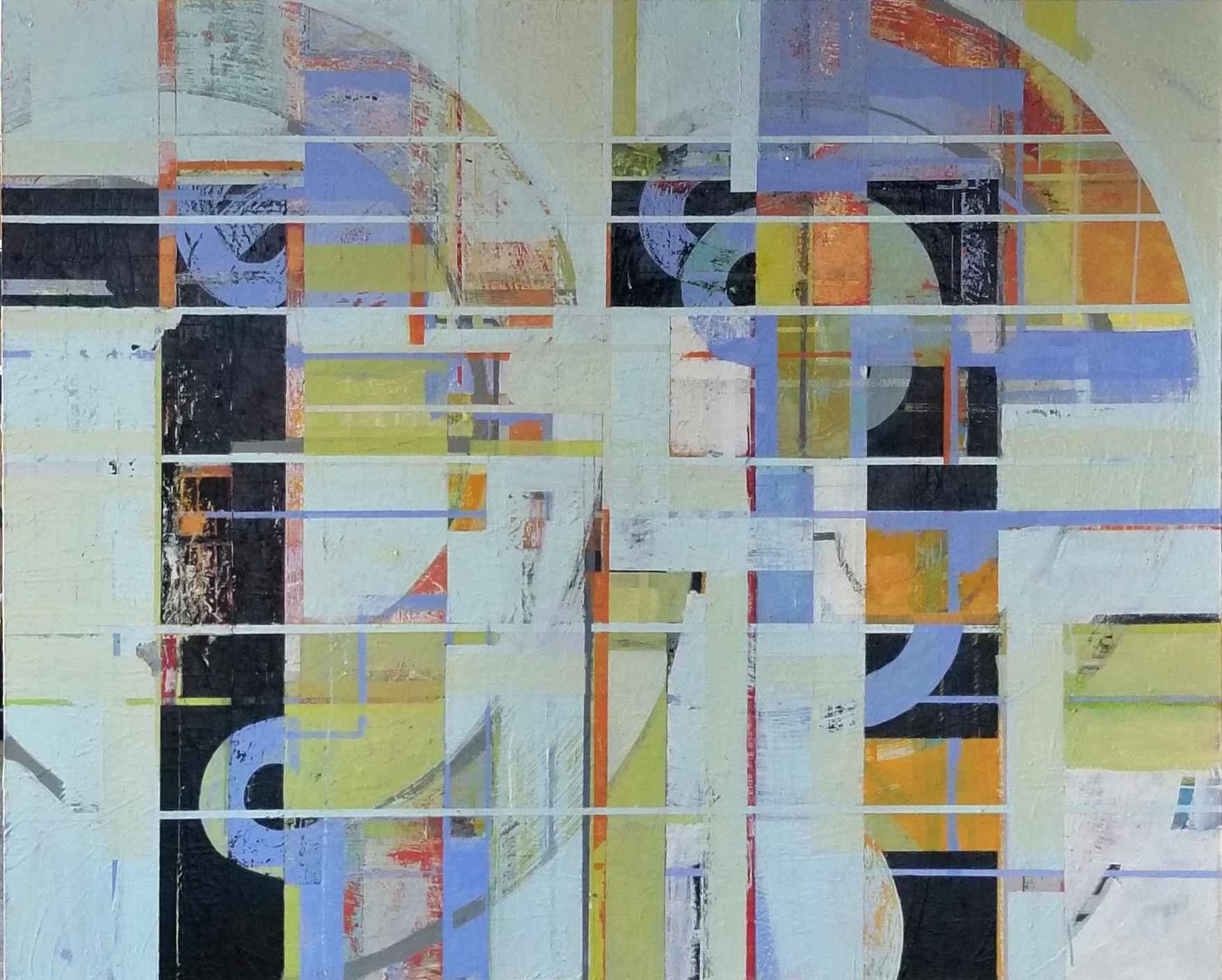 Wall Series: Wall XXV by  John Fatica - Masterpiece Online