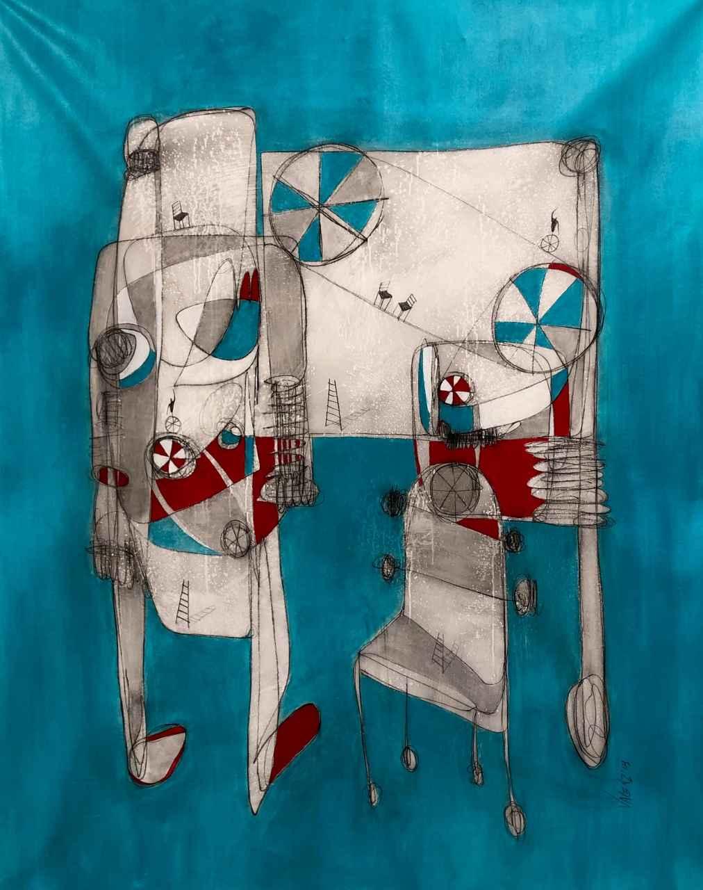 RETRATO FELIZ by Mr. SERGIO VALENZUELA (VALENZ) - Masterpiece Online