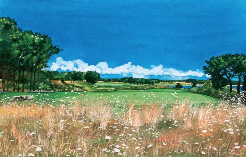 The Eighth by  David Wallis - Masterpiece Online