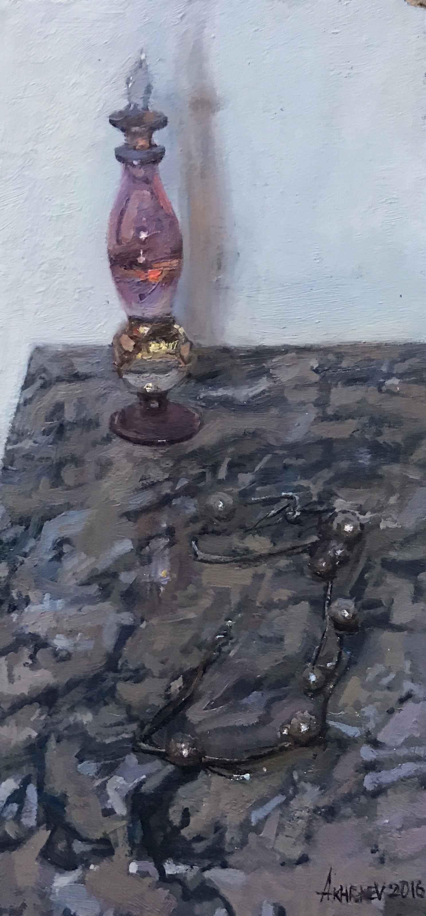Little Treasures, II by  Daud Akhriev - Masterpiece Online
