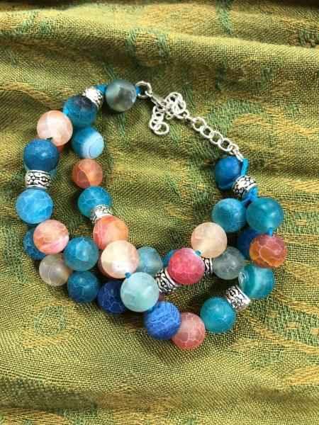 Glass Bracelet by Mrs Larissa Hale - Masterpiece Online