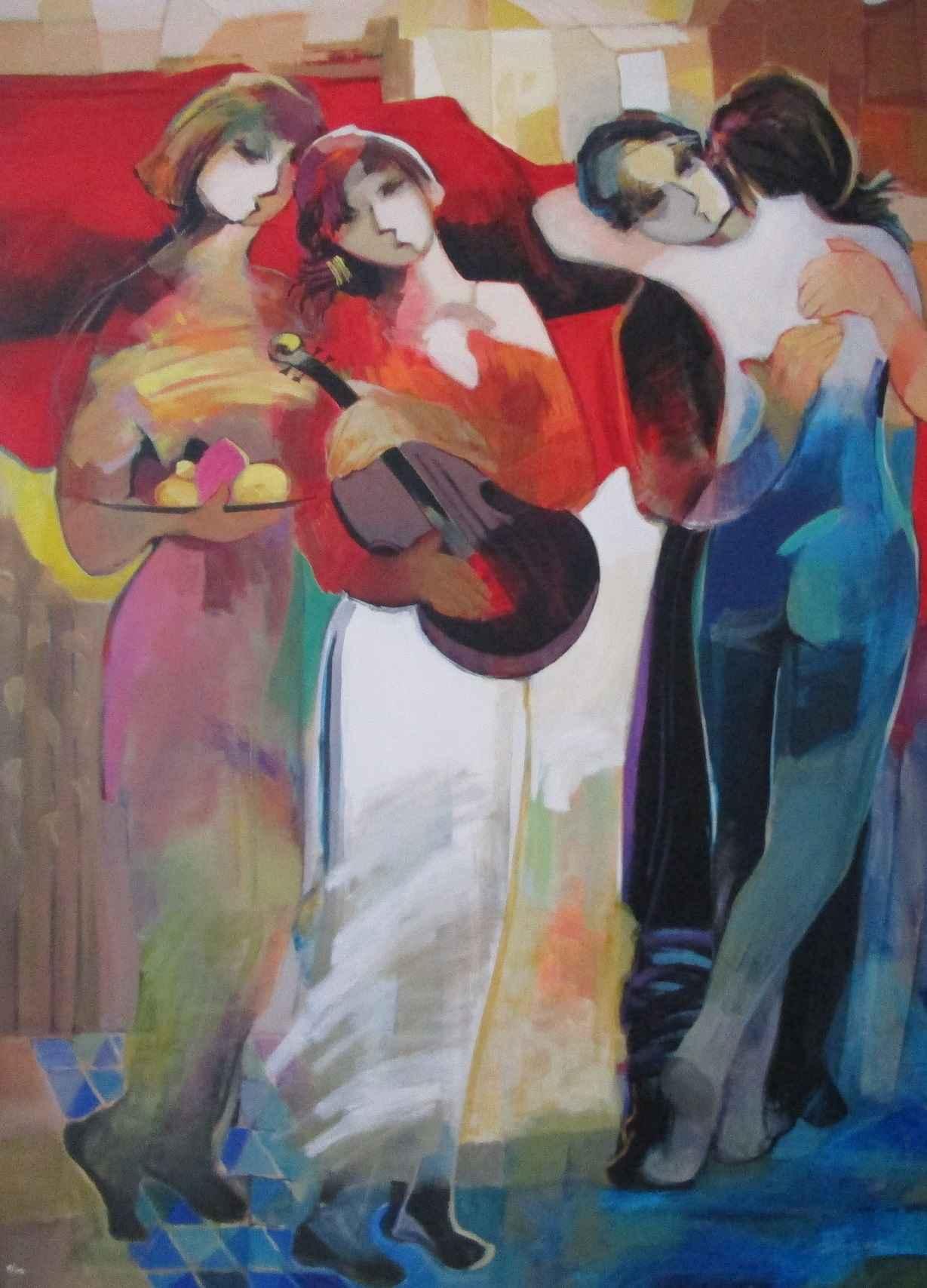 Morning Glory by  Hessam Abrishami - Masterpiece Online