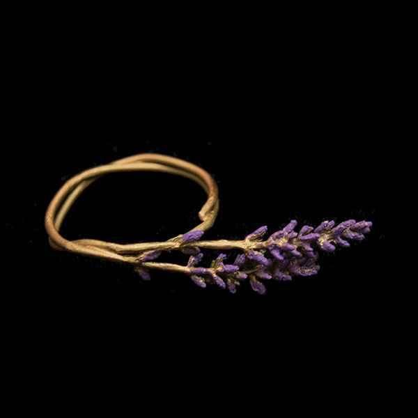 Lavender Napkin Rings