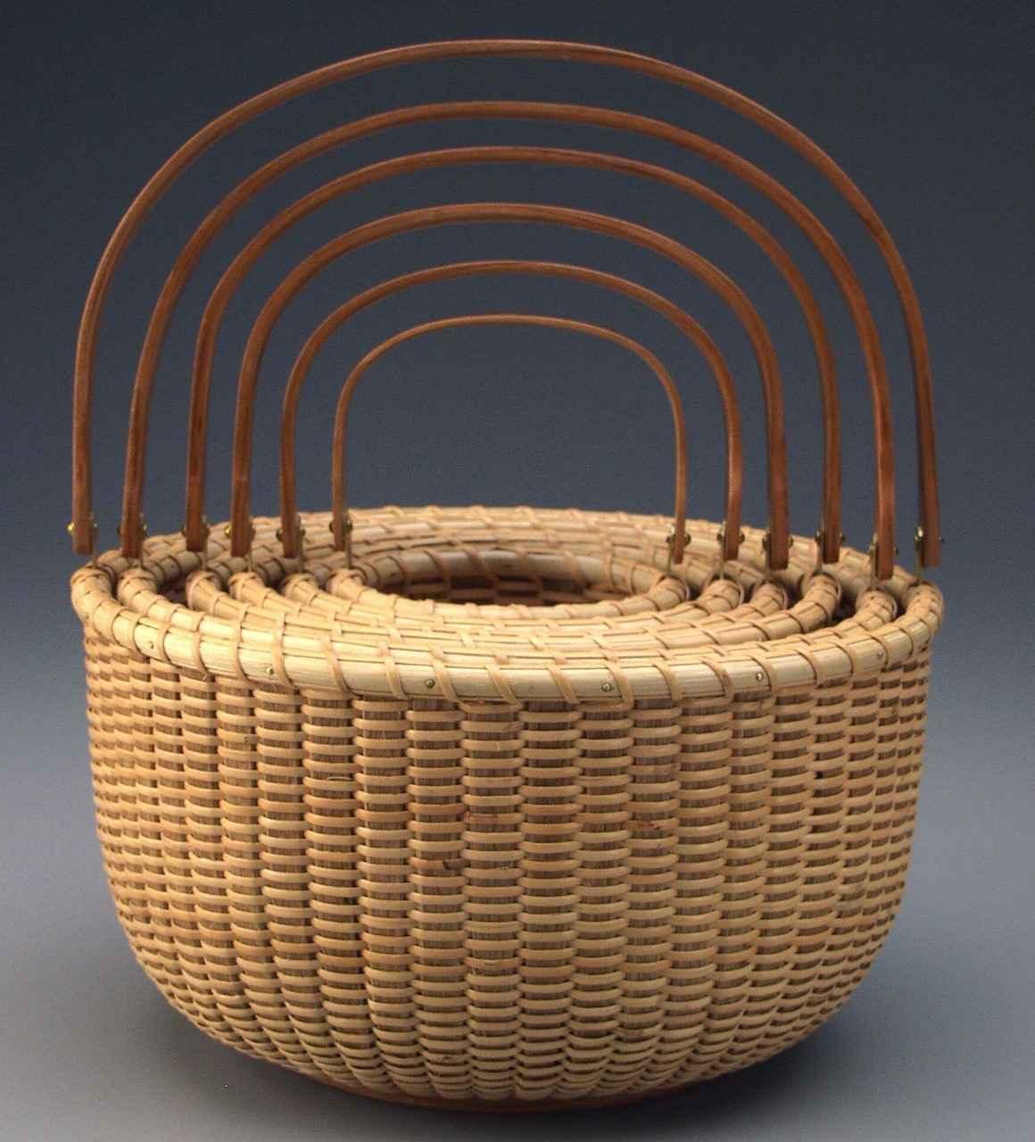 #7 Nesting Set by Mr. Ken Sipes - Masterpiece Online