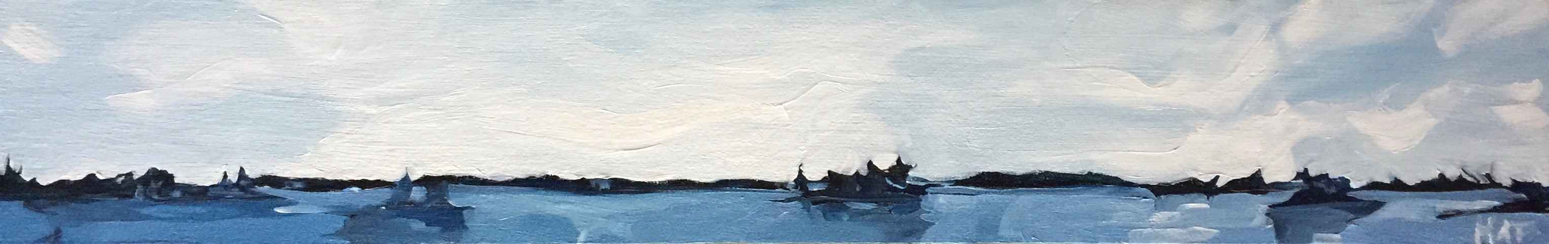 Norman Channel on Low by  Holly Ann Friesen - Masterpiece Online