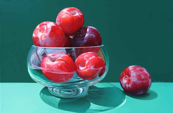 Provocative Plums