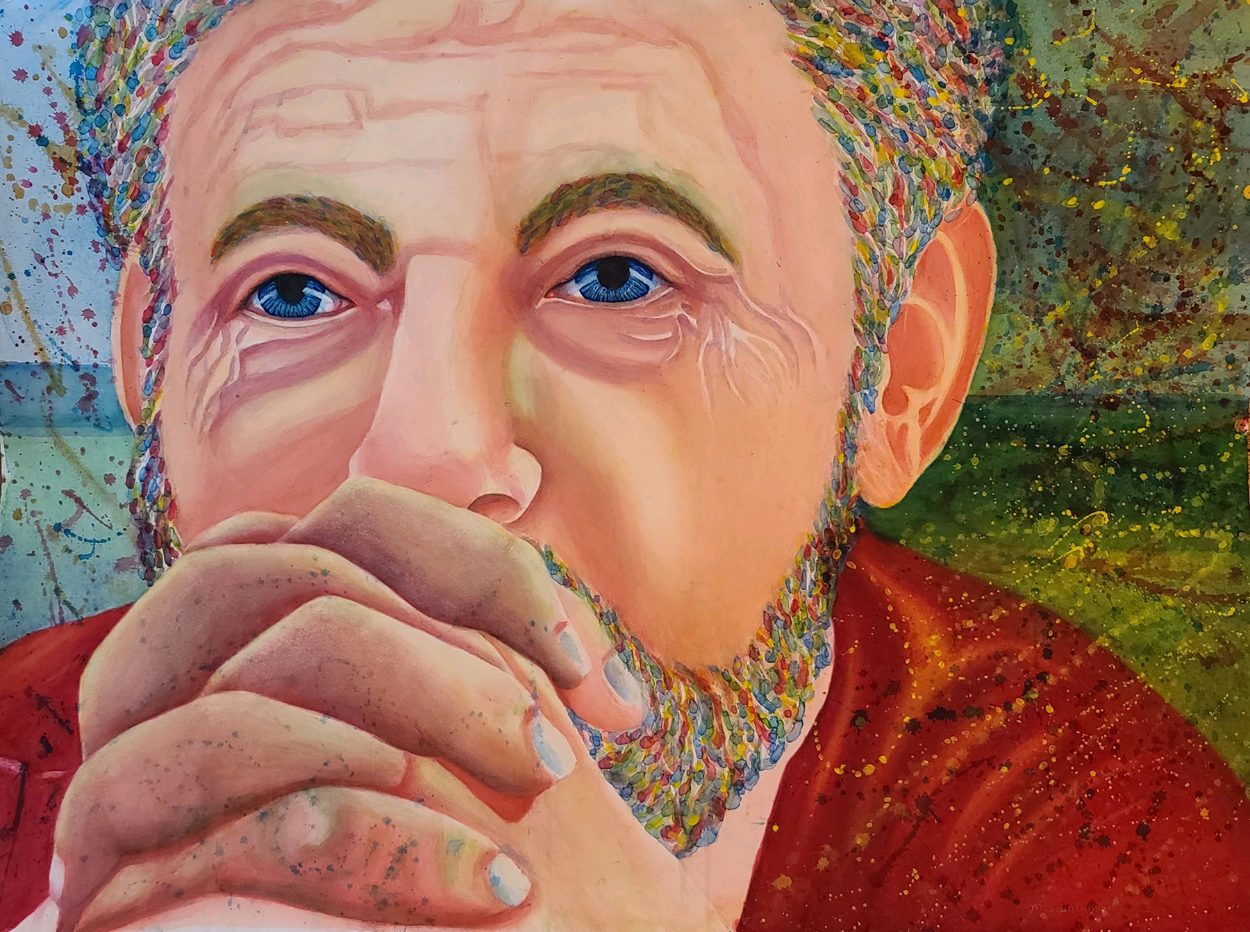 Larry by  Maureen Henson-Brunke - Masterpiece Online