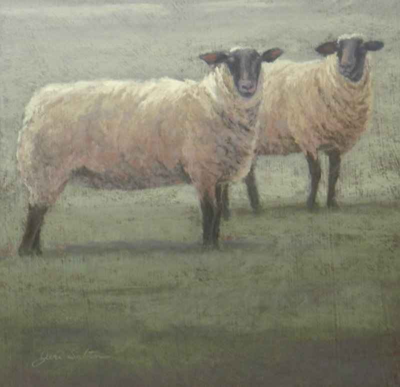 Sister Sheep by Mrs. Jeri Salter - Masterpiece Online