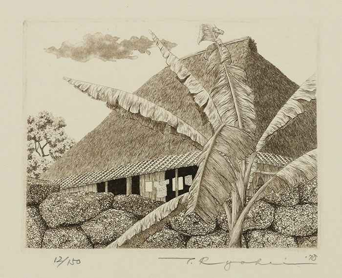 House of Okinawa by  Ryohei Tanaka - Masterpiece Online