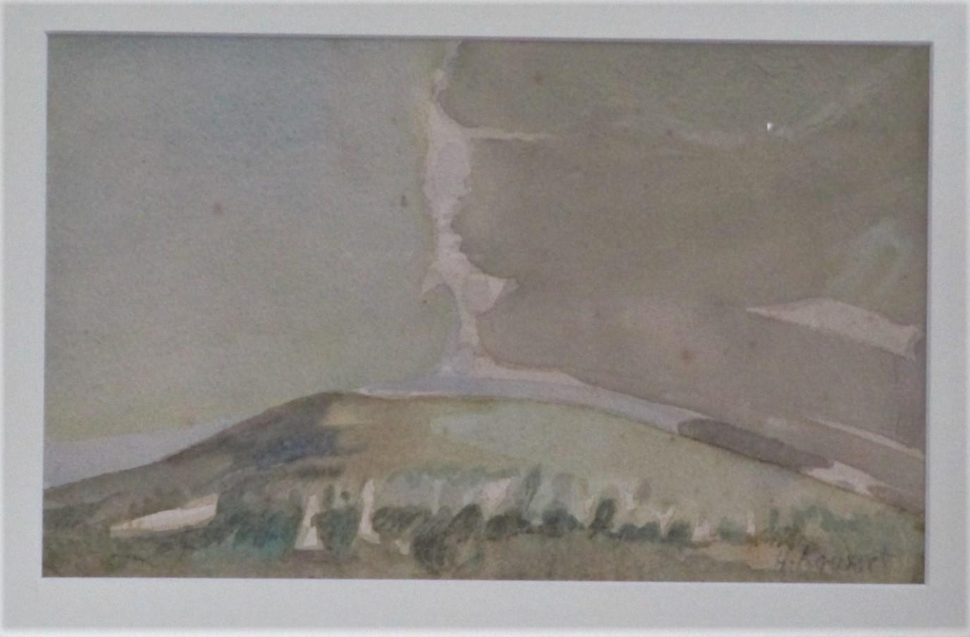 Title Unknown (hill) by  Hank Kowert - Masterpiece Online