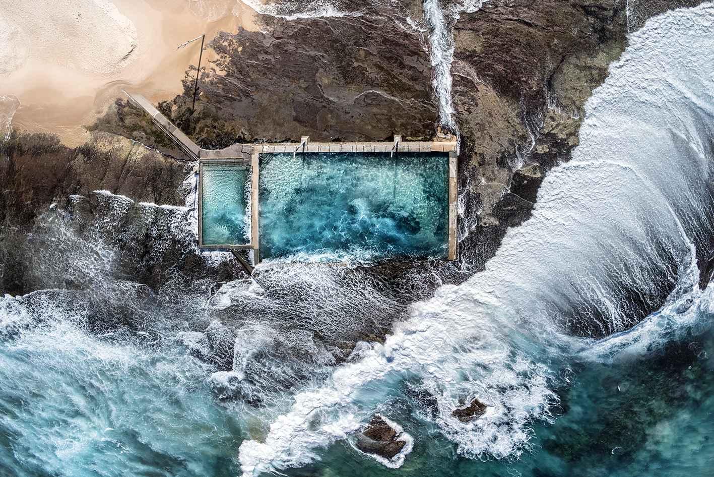 Ocean & Earth by  Matt Pearson - Masterpiece Online