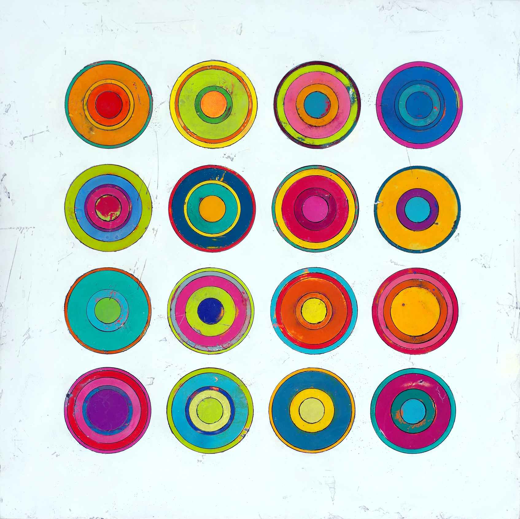 Eccentric Cirlces by Mr. Curtis Olson - Masterpiece Online