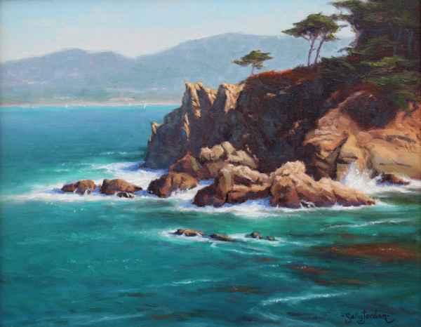 Sparkling Waters by  Sally  Jordan - Masterpiece Online