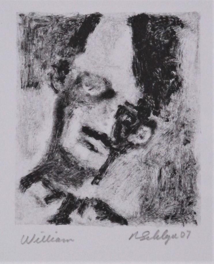 William by  Robert Schlegel - Masterpiece Online