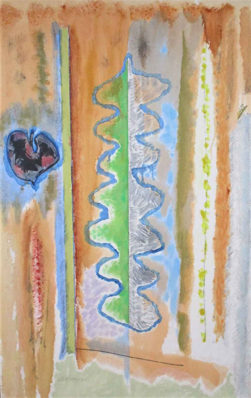 Spine and Kernal by  Harry Widman - Masterpiece Online