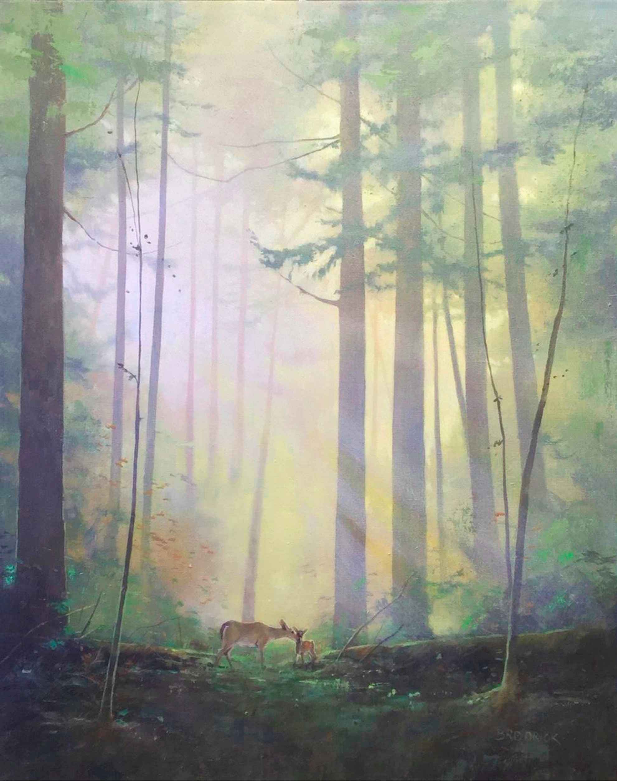 Early Morning by  JM Brodrick - Masterpiece Online