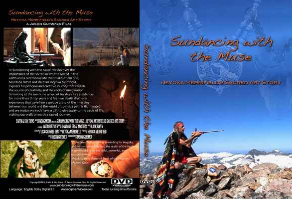 Sundancing with the M... by  Heyoka Merrifield - Masterpiece Online