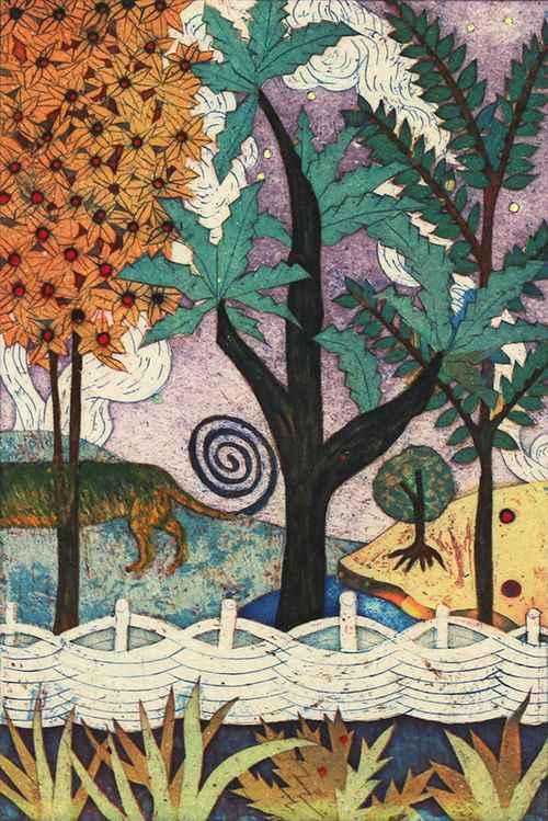 Medieval Dawn by  Yuji Hiratsuka - Masterpiece Online