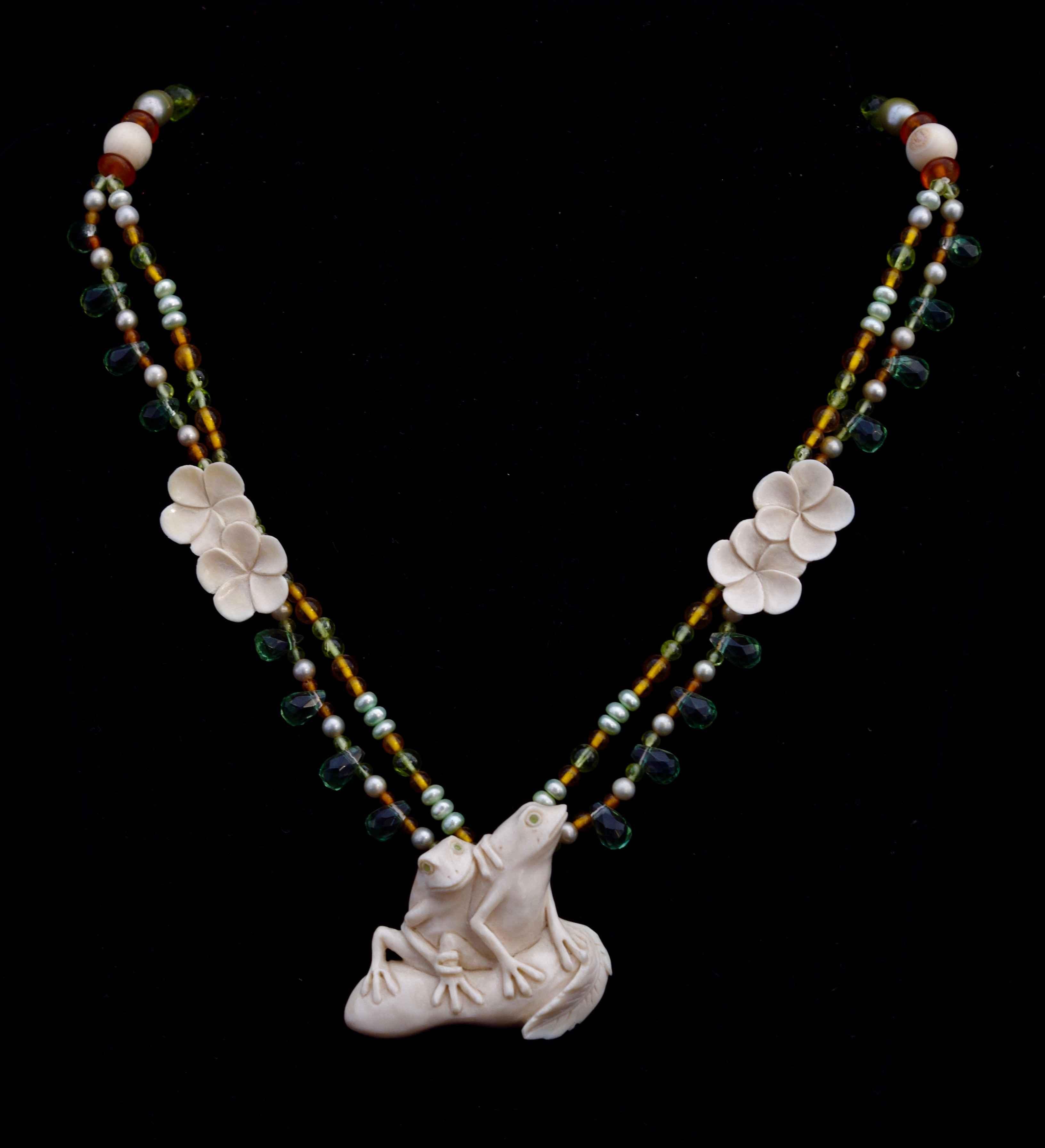 Good Morning Necklace by  Susan Tereba - Masterpiece Online