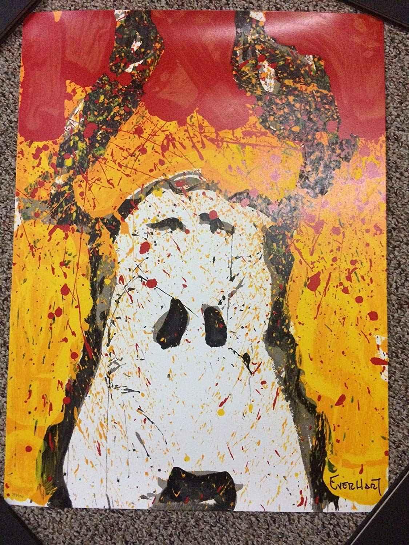 Watch Dog Noon by  Tom Everhart - Masterpiece Online