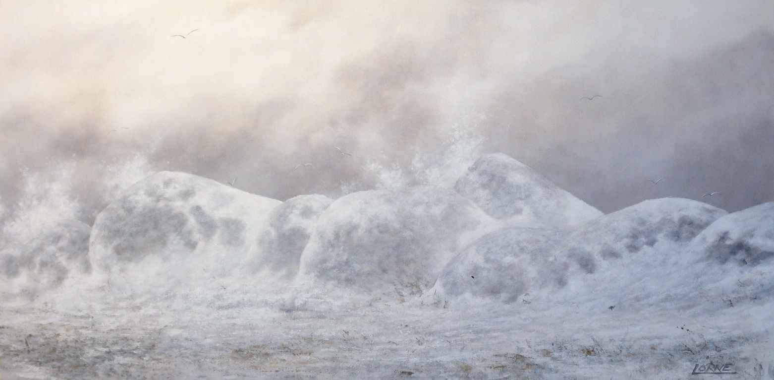 Latte On The Rocks by Mr. Lorne McDermott - Masterpiece Online