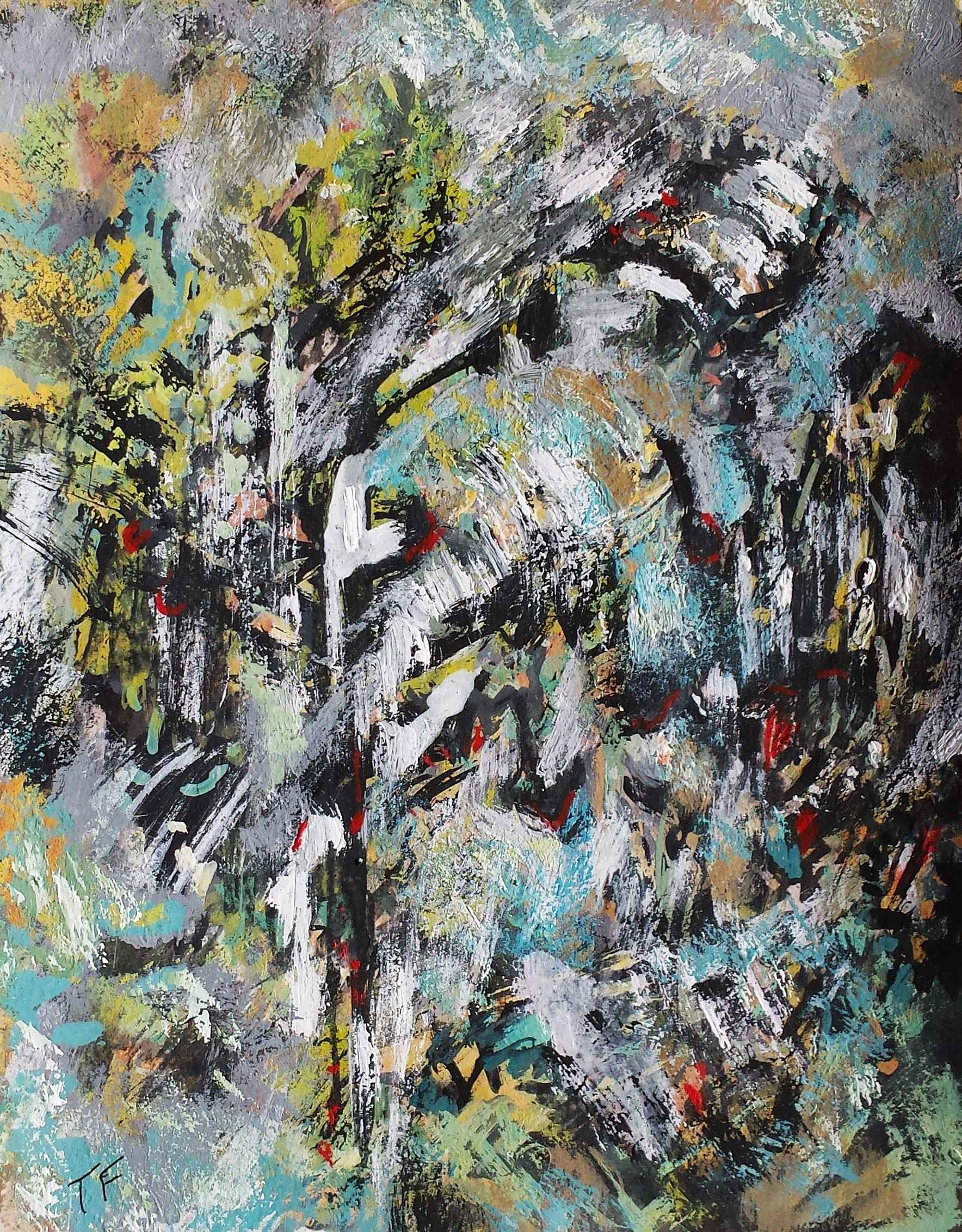 Fleurs du Mal by Mr. Terry Firkins - Masterpiece Online