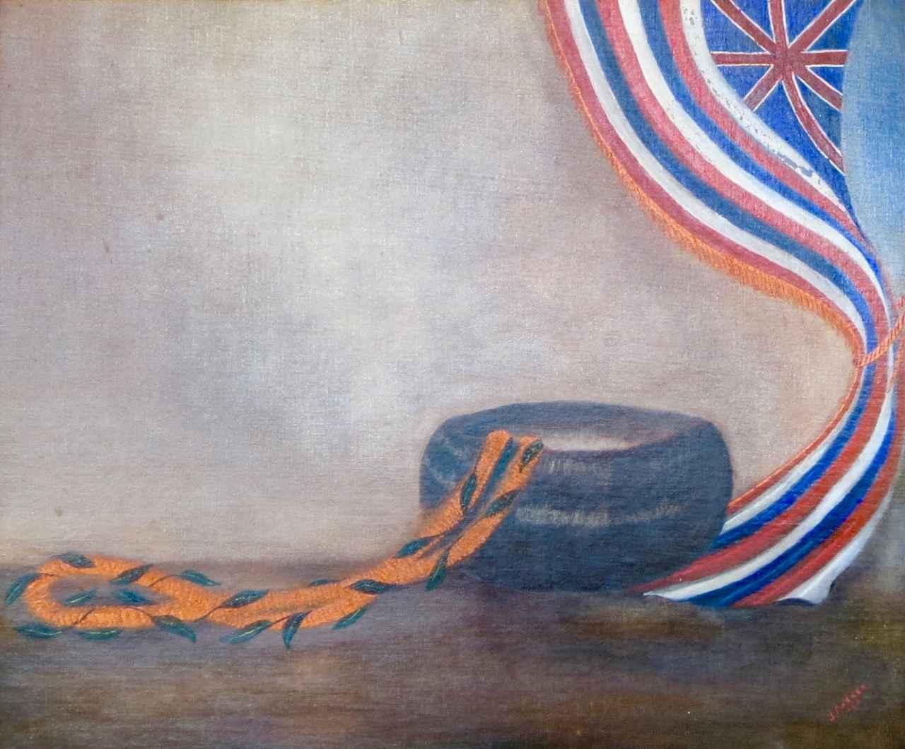 Hawaiian Flag by  James K. Parker (1880-1963) - Masterpiece Online