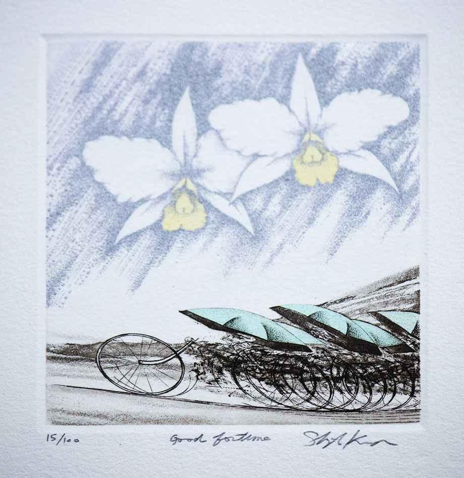 Good Fortune by  Shigeki Kuroda - Masterpiece Online