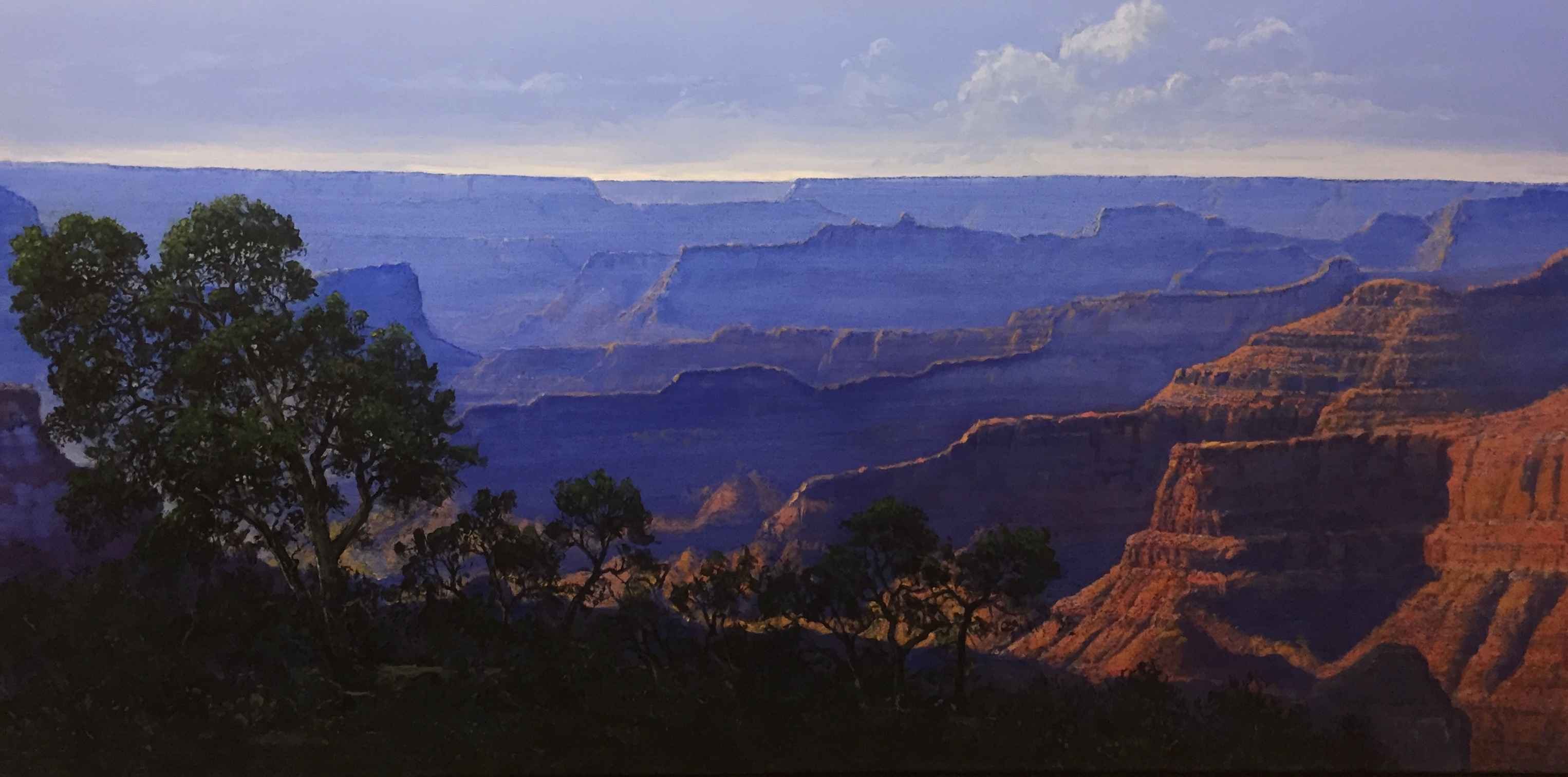 Grand Canyon- Yaki Po... by  Reagan Word - Masterpiece Online