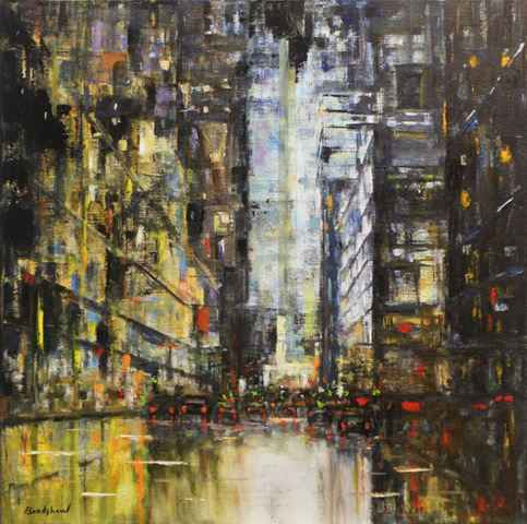 Fifth Avenue by  Bob Bradshaw - Masterpiece Online