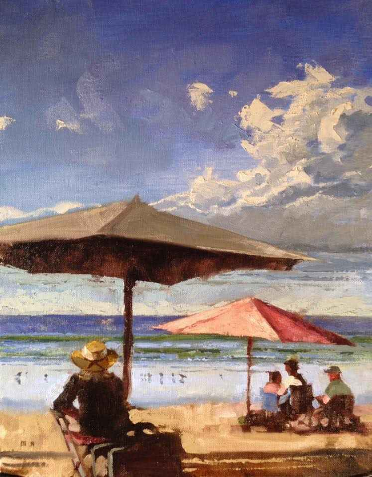 Day on the Beach by  Marc Anderson - Masterpiece Online