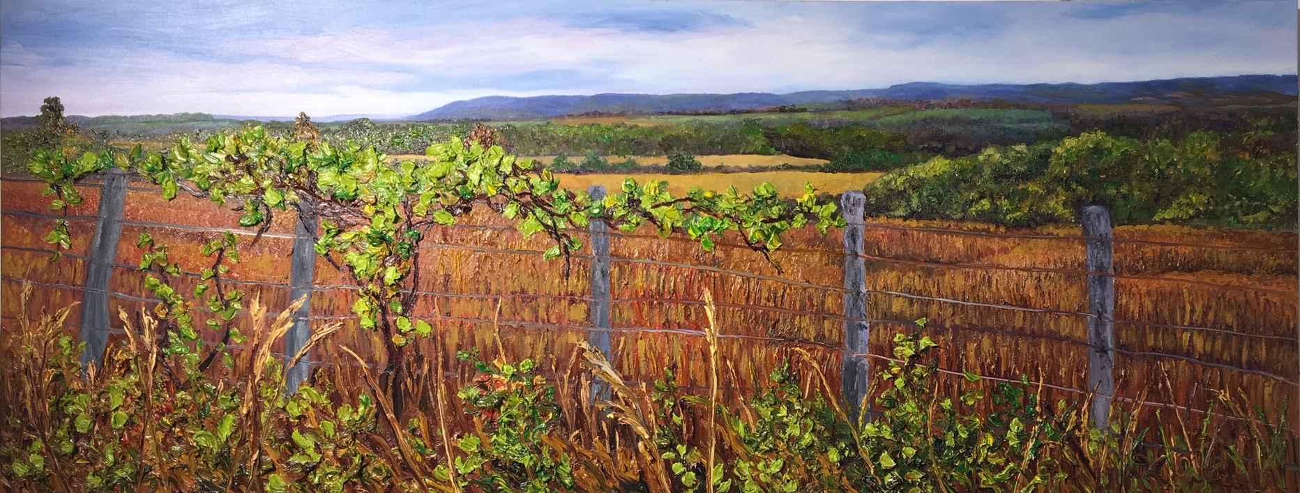 Sitting On the Fence by Ms Debra Lynn Carroll - Masterpiece Online