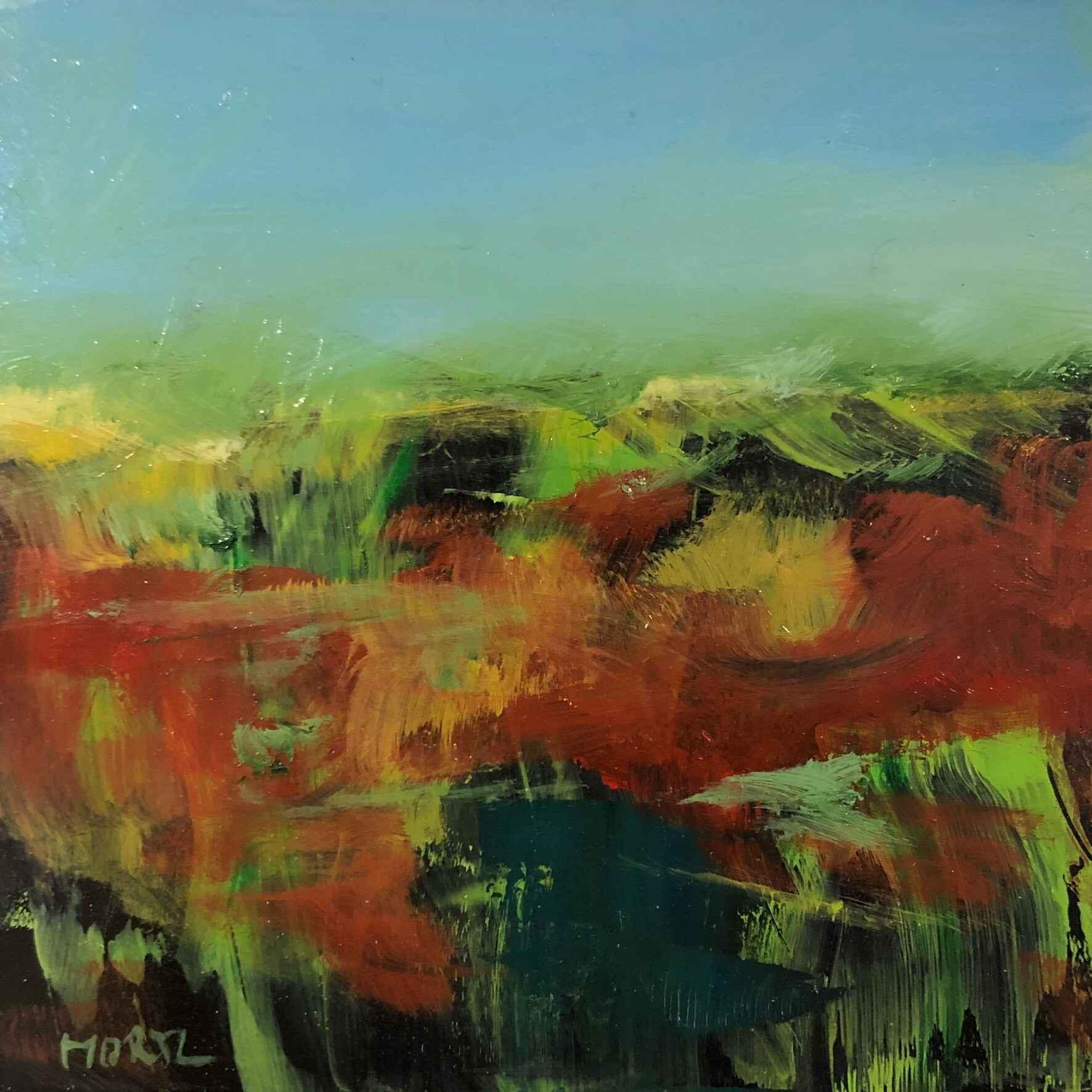 Prairie Horizon by Ms. Deb Mortl - Masterpiece Online