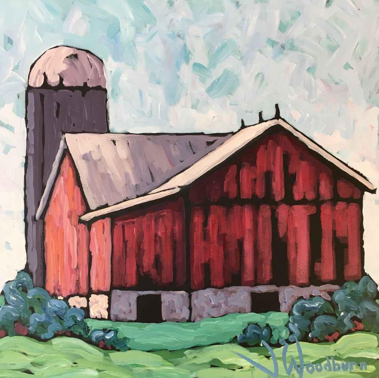Back Home by Ms Jennifer Woodburn - Masterpiece Online