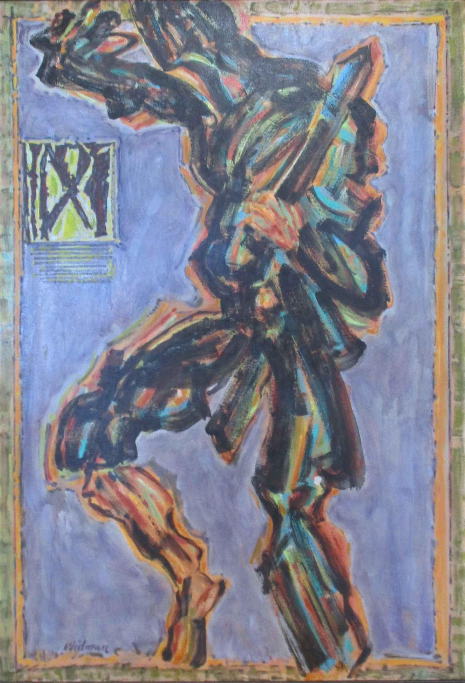 Totem by  Harry Widman - Masterpiece Online