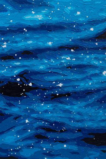 Water Study by  Jeena Chatrani - Masterpiece Online