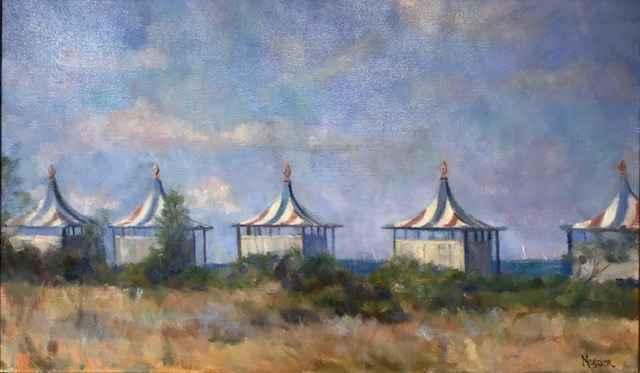 Summer Friends by  Meg Mercier - Masterpiece Online