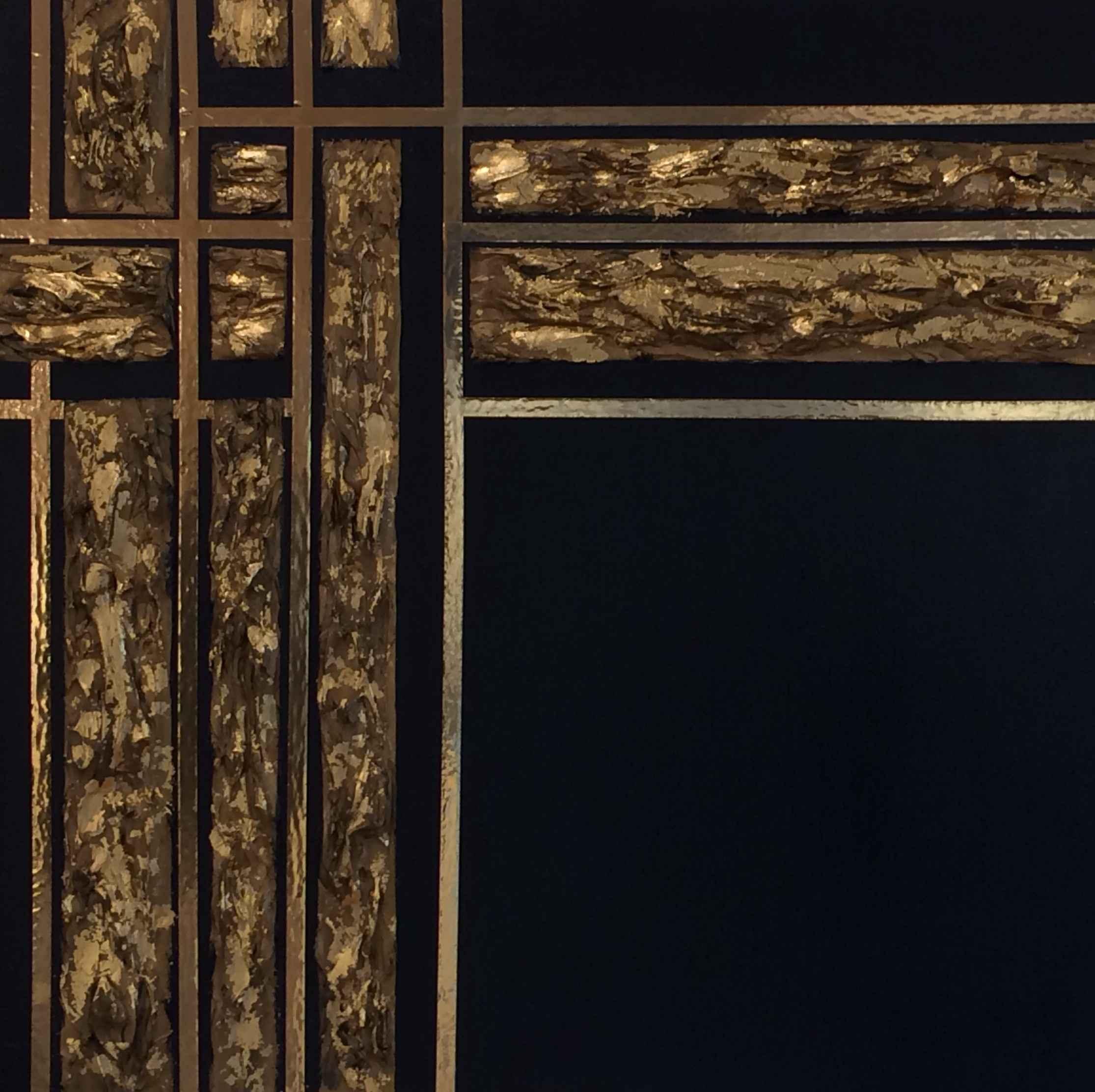 Intersync in Gold by  Steve Lyons - Masterpiece Online