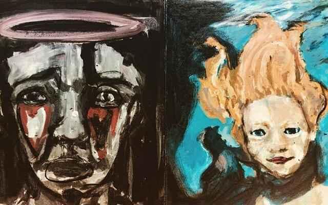 Surrending by  Lilika PAPAGRIGORIOU - Masterpiece Online