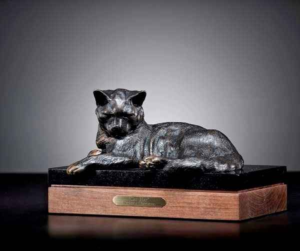 Cat Nap by  Burneta Venosdel - Masterpiece Online